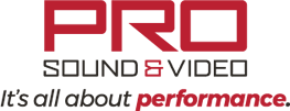 Pro Sound & Video